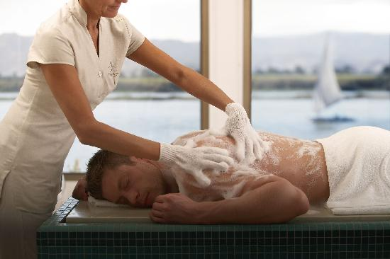 Hilton Luxor Resort & Spa: Treatment 1