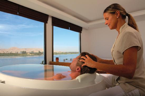 Hilton Luxor Resort & Spa: Treatment 2