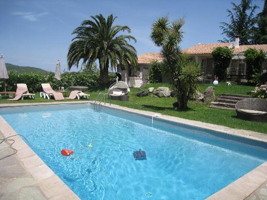 Casa Di l'Amanduli: the swimming pool