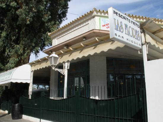 Bar Kiosco de las Flores