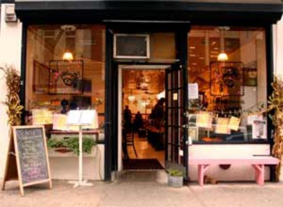 Kitchenette, New York City  156 Chambers St, TriBeCa