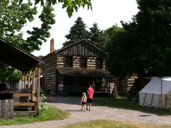 Friendship Village Campground: Old Bedford Village