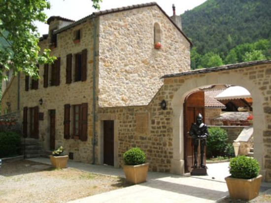 Peyreleau, France : La Grange Templière