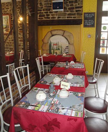 Pontorson, Frankrig: La salle