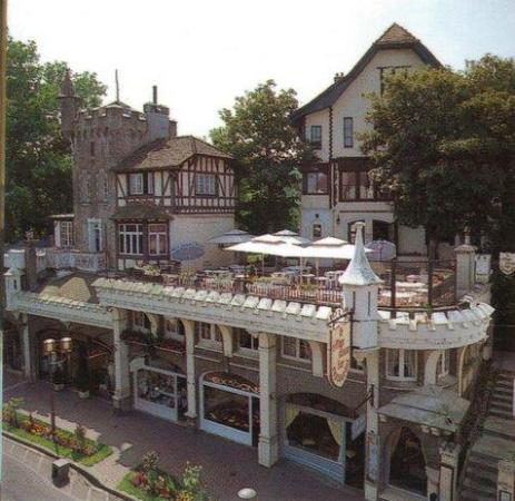 Le village suisse le touquet paris plage restaurant for Restaurant le jardin touquet