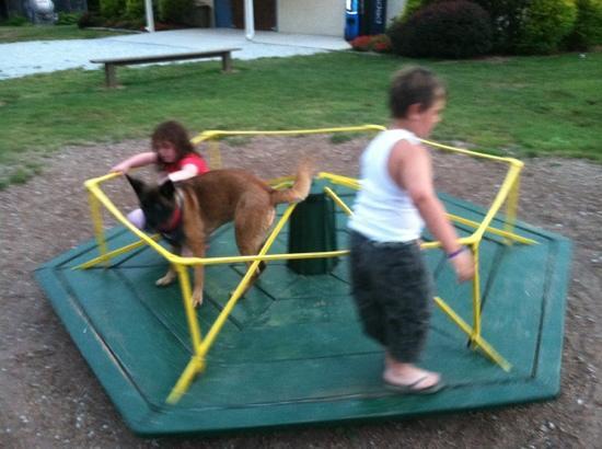 Gettysburg Campground: fun fun