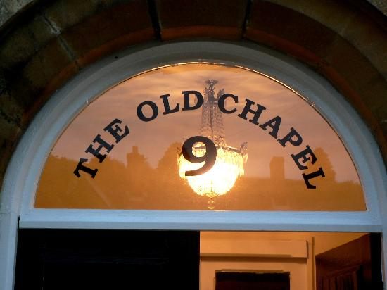 The Old Chapel B&B: Entrance