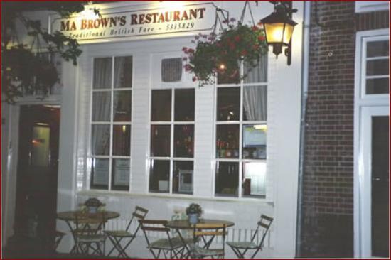 Ma Brown's