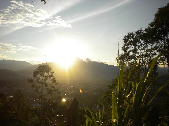 Hostal Tena Naui: View