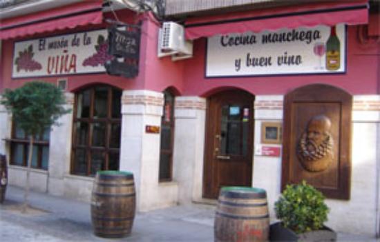 Restaurante Meson La Vina: Nuestra fachada
