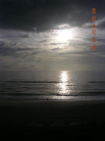 Comfort Inn On The Ocean: ocean view