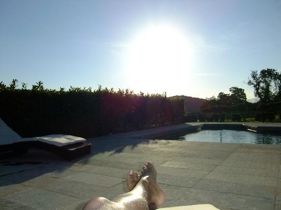 Finca El Ventos: Pool