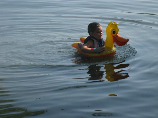 Shell Knob, Миссури: Lake fun for all ages!