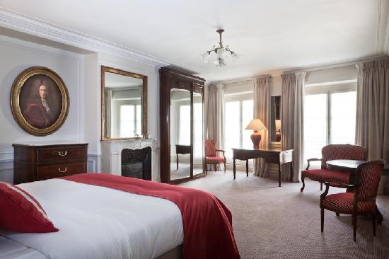 Hotel Mansart - Esprit de France: Guest room Hôtel Mansart