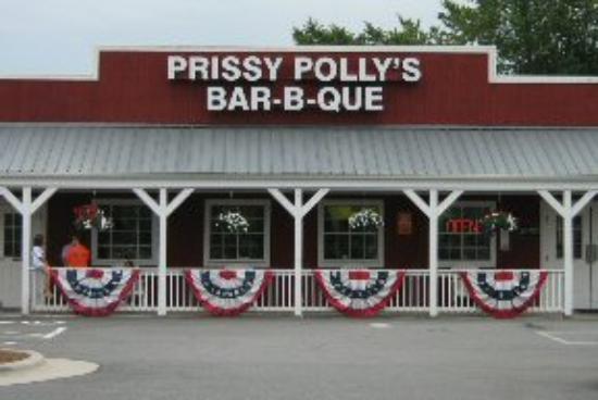 Prissy Polly's Pig Pickin' BBQ