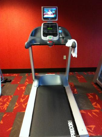Residence Inn Midland: Gym