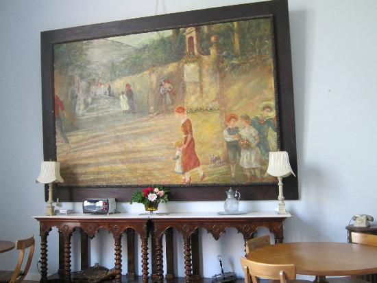Casa Schlatter: Dining room area