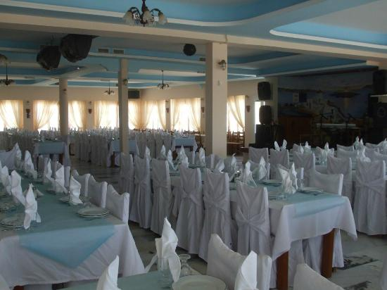 Dimitris Restaurant: They were hosting a wedding while we were there...