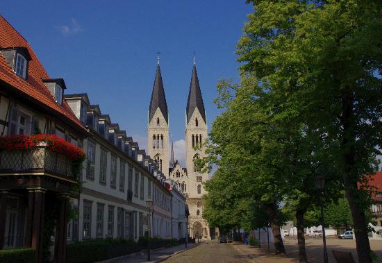 ฮัลเบอร์สตัดท์, เยอรมนี: Dom am Domplatz