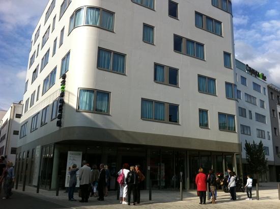 Hotel Campanile Amiens Gare