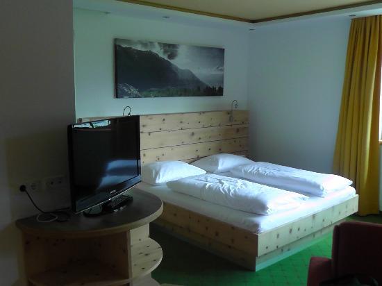 Natur Resort Senningerhof: Schlafbereich
