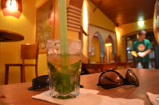 Dromedario Bar Sagres : Interior