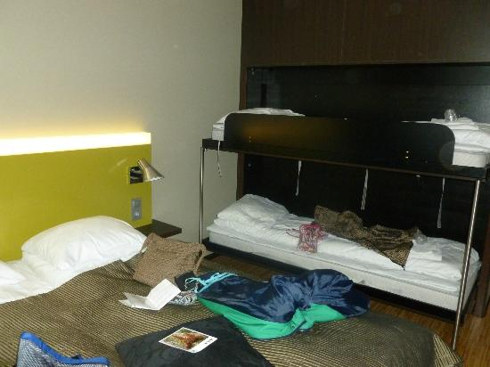 Comfort Hotel Kristiansand: Bunk bed
