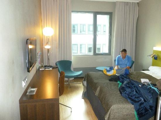 Comfort Hotel Kristiansand: Double room #363