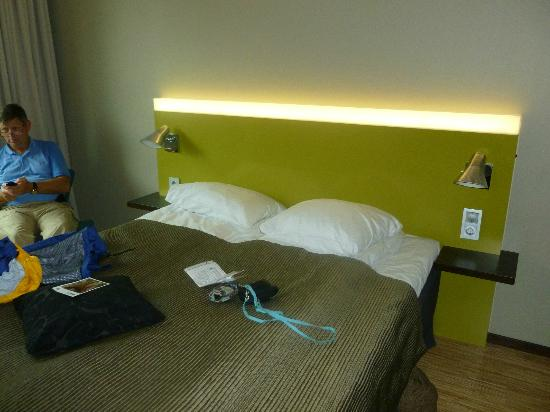 Comfort Hotel Kristiansand: Double bed