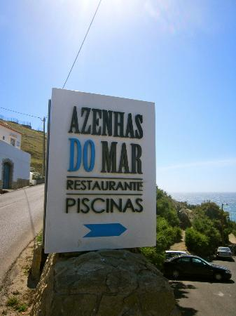 Restaurante Azenhas do Mar: Azenhas do Mar restaurant