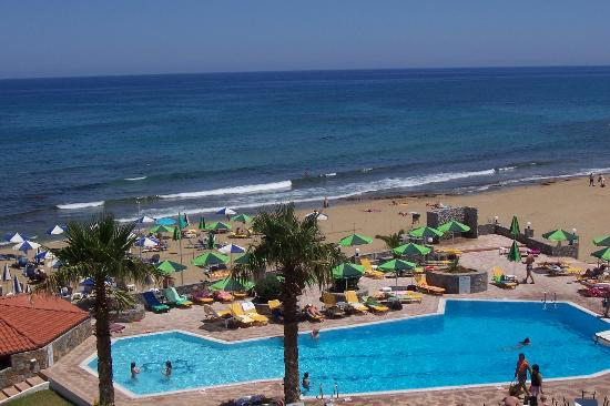 Phaedra Beach Hotel: Phaedra