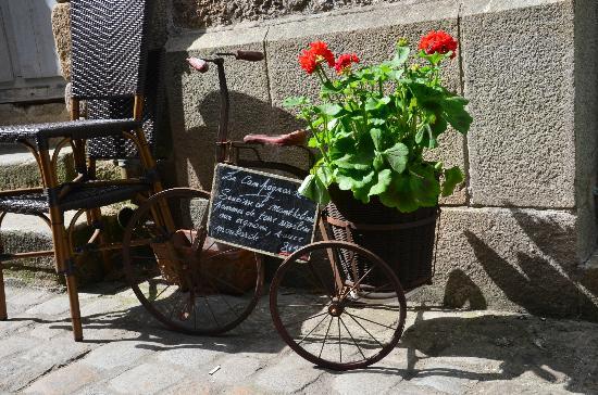 Hotel Creperie Roc Maria: Le symbole de la crêperie