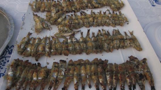 Hotel King : Grigliata di pesce freschissimo