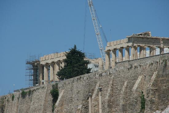 A.R.D. Taxi Day Tours in Athens: The Acropolis