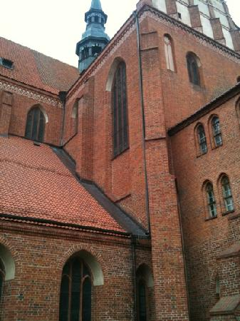 Gothic Cathedral of Pelpin