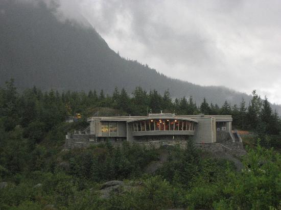 Glacier Foto Di Mendenhall Glacier Visitor Center
