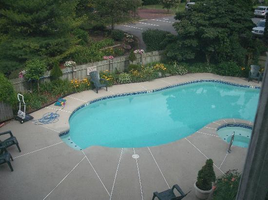 Greystone Manor: Pool