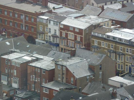 Alumhurst Hotel: View from the Blackpool Tower