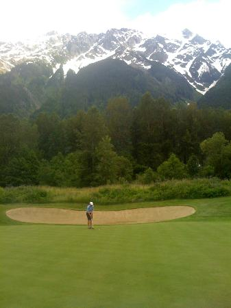 Big Sky Golf Club: Golf in the Mountains