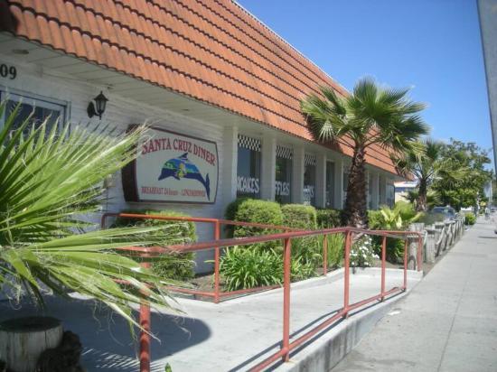 Santa Cruz Diner Foto