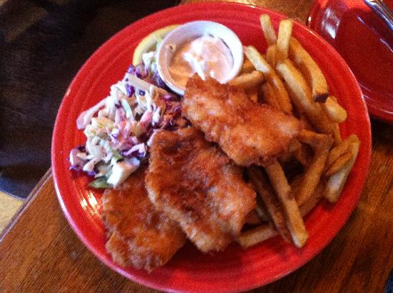 Coast Cafe: Fish and Chips