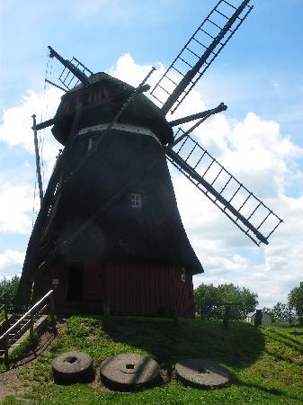 LVR-Freilichtmuseum Kommern: Windmill