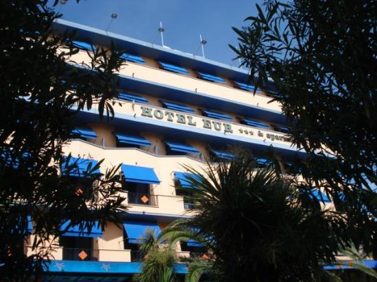Hotel Eur : Vue de l'hôtel