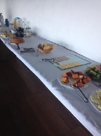 Martin Pescador: Café da manhã - ruim