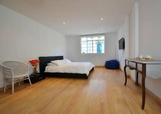 Hotel Casa Guadalupe: Room 202