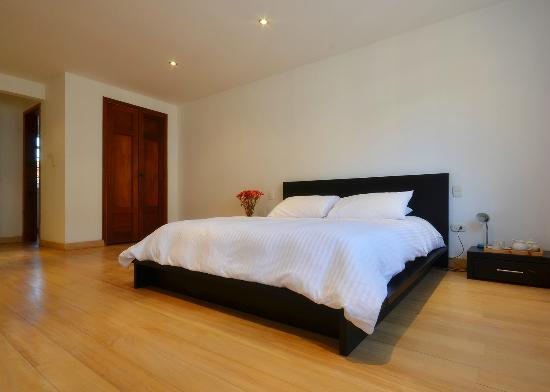 Hotel Casa Guadalupe: Room 302