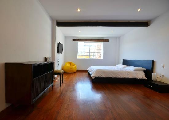 Hotel Casa Guadalupe: Room 301
