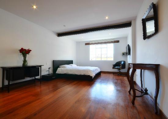 瓜達盧佩之家飯店照片
