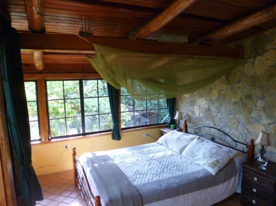 Casa Di Pietra: Habitacion