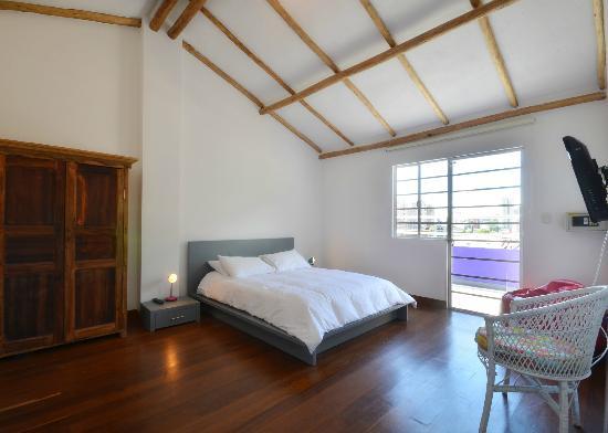 Hotel Casa Guadalupe: Room 402